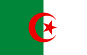 courier to Algeria