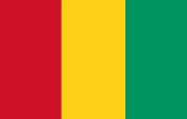 courier to Guinea Rep.