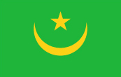 courier to Mauritania