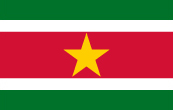 courier to Suriname